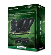DreamGear Dual Charging Dock For Xbox One - Charge 2 Controllers DG-DGXB1-6603