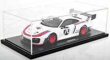 Spark Porsche 935 Martini sports car Reunion Laguna Seca 2018 Dealer LE of 1911