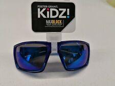 Foster Grant children's blue shade sunglasses - job lots