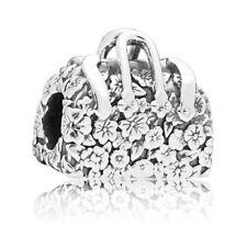 Fashion 1pcs Silver European Charm Beads Fit 925 Bracelet Necklace Chain Pendant