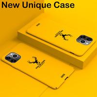 Case for iPhone 12 Mini / Pro / Max  Ultra Slim Matte Hard Phone Back Cover.