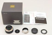 UNUSED in BOX Voigtlander HELIAR 40mm f/2.8 Lens VM Leica M mount from Japan #72