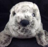 "Speckles Monk Seal Douglas 260 Cuddly Stuffed Animal Plush 12"" Or 30cm Sea Ocean"