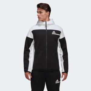 adidas Z.N.E. Full-Zip Hoodie Men's Athletics Track Jacket