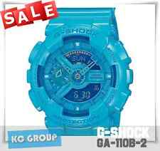 G-SHOCK BRAND NEW WITH TAG GA-110B-2 Hyper Color BLUE Limited Edition