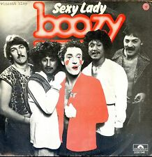 7inch BOOZY sexy lady HOLLAND EX +PS  1979 FUNK /SOUL