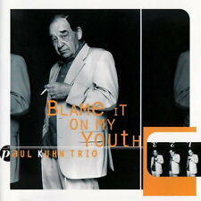CD Album Paul Kuhn Trio Blame It On My Youth (Blues Again) 90`s Timbre
