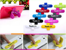 Universal Touch-U 1Touch Silicone Stand For Mobile Phones (Set of 2).