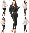 donna designer Giacca Trench cappotto da mezza stagione ESTATE CORTO S,M,L,XL
