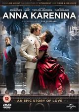 Michelle Dockery, Aaron Tay...-Anna Karenina  (UK IMPORT)  DVD NEW