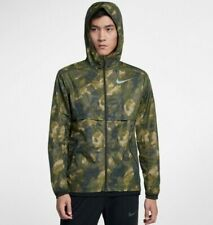 Nike Shield Ghost 3M Flash Jacket Camouflage Reflective Men's AH5987-355 Medium