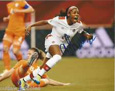 Team Canada World Cup Ashley Lawrence Autographed Signed 8x10 Photo COA A