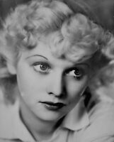 Lucille Ball Press Photo 1940 You Can't Fool Your Wife RKO Sniped Stamped VTG