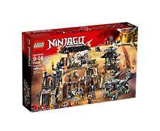 LEGO Ninjago Dragon Pit 70655 - No Dragon/Wu(Dragon Master)/Box - NEW INCOMPLETE