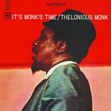 Thelonious Monk - It's Monk's Time [New CD] Bonus Tracks, Rmst