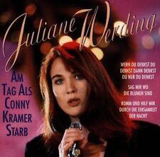 Juliane Werding Am Tag, als Conny Kramer starb (compilation, 16 tracks) [CD]