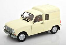 1:18 Solido Renault 4LF4 1975 white