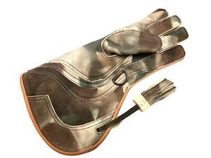 Falconry Glove. Bird Handling Glove. 4 Layer Falconry Eagle Hawk Glove