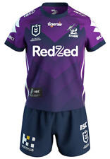 Melbourne Storm 2020 Home Jersey Toddlers Sizes 0 - 4 NRL ISC SALE In Stock Now