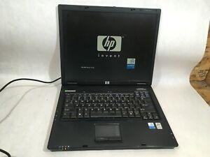"HP Compaq NX6110 Pentium M 730 1.6 GHz 512 MB Ram 15"" Boots- FT"