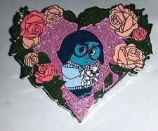 FANTASY LARGE LE 50 PIN SADNESS MARIE INSIDE OUT DISNEY ARISTOCATS HEART CAT