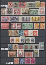 Lithuania - 1921-40 Stamp Accumulation (MNH, MH and MNG)