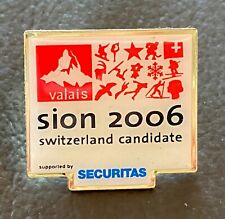 Securitas Anniversary Pin Collectible 1 Year