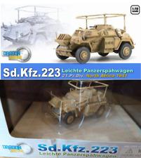 Dragon Armor 1:72  DA 60514 Sd.Kfz.223 Lichte Panzerspahwagen, 21.Pz.Div, North