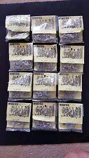 MINIFIGS 15mm  DARK AGES TIBETAN/ TUCHUEH CAVALRY x12 packs =41 Cav Figs SEALED