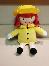 """Kohl's Cares 13"""" Madeline Plush Doll 2016 Ludwig Bemelmans By Yottoy (New)"""