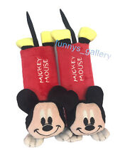 Mickey Mouse Baby Car Shoulder Pad kids Car Seat Belt Cover