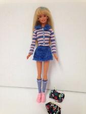 """11 1/2"""" HAWAII  TEEN SKIPPER +swimsuit+extra original outfit- Mattel 1999"""