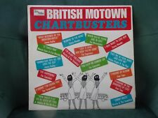 British Motown Chartbusters Vinyl LP Record 1967