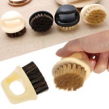 Soft Boar Bristle Men Shaving Brush Barber Salon Men Face Beard Cleaning Shave