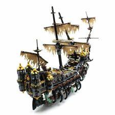 Bausteine 16042 Fluch der Karibik Ziegel Silent Mary Set Schiffsmodell DE-;