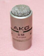 AKG D58 Microphone