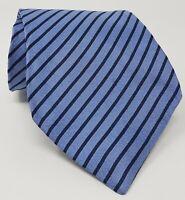 Cravatta hermes brescia 100% pura seta tie made in italy original handmade vinta