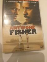 Dvd ANTWONE FISHER CON DENZEL WASHINGTON (primera PELICULA DEL ACTOR COMO DIRECT