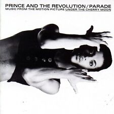 PRINCE and the Revolution - Parade - Under the Cherry Moon LP - SEALED KISS +