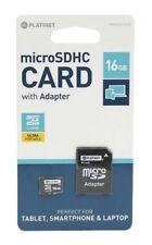 Scheda Di Memoria Deposito e Trasferimento Alta Flusso Micro SDHC 16 gb