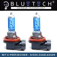 2xH4 XENON GLÜHLAMPEN 60//55W  9500K BLUETECH® Xenon Optik für NISSAN X-Trail T30