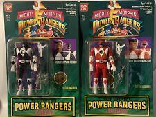 1994 Bandai Auto Mighty Morphin Power Rangers & Evil Space Alien UNOPENED