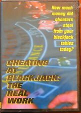 Cheating at Blackjack Dvd by World Famous Casino Cheat Dustin Marks Win Big $