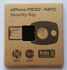 Feitian Access-Control Keypads ePass NFC FIDO U2F Security Key
