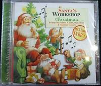 Santa's Workshop Christmas - Audio CD By Various Artists - VERY GOOD