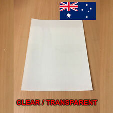 A4 Clear Transparent Glossy Self Adhesive Sticker Printer Paper Label Laser