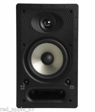 Polk Audio 65-rt VANISHING Series 2-way IN-WALL 125W Altoparlante X 1