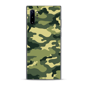 Skins Decal Wrap for Samsung Note 10 Plus Green Camo original Camouflage