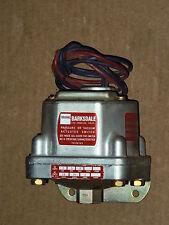 Delaval Barksdale D1h A150 Pressurevacuum Switch 15 150 Psi