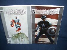 Captain America The Chosen #3 with Variant Cover NM with Bag and Board 2007